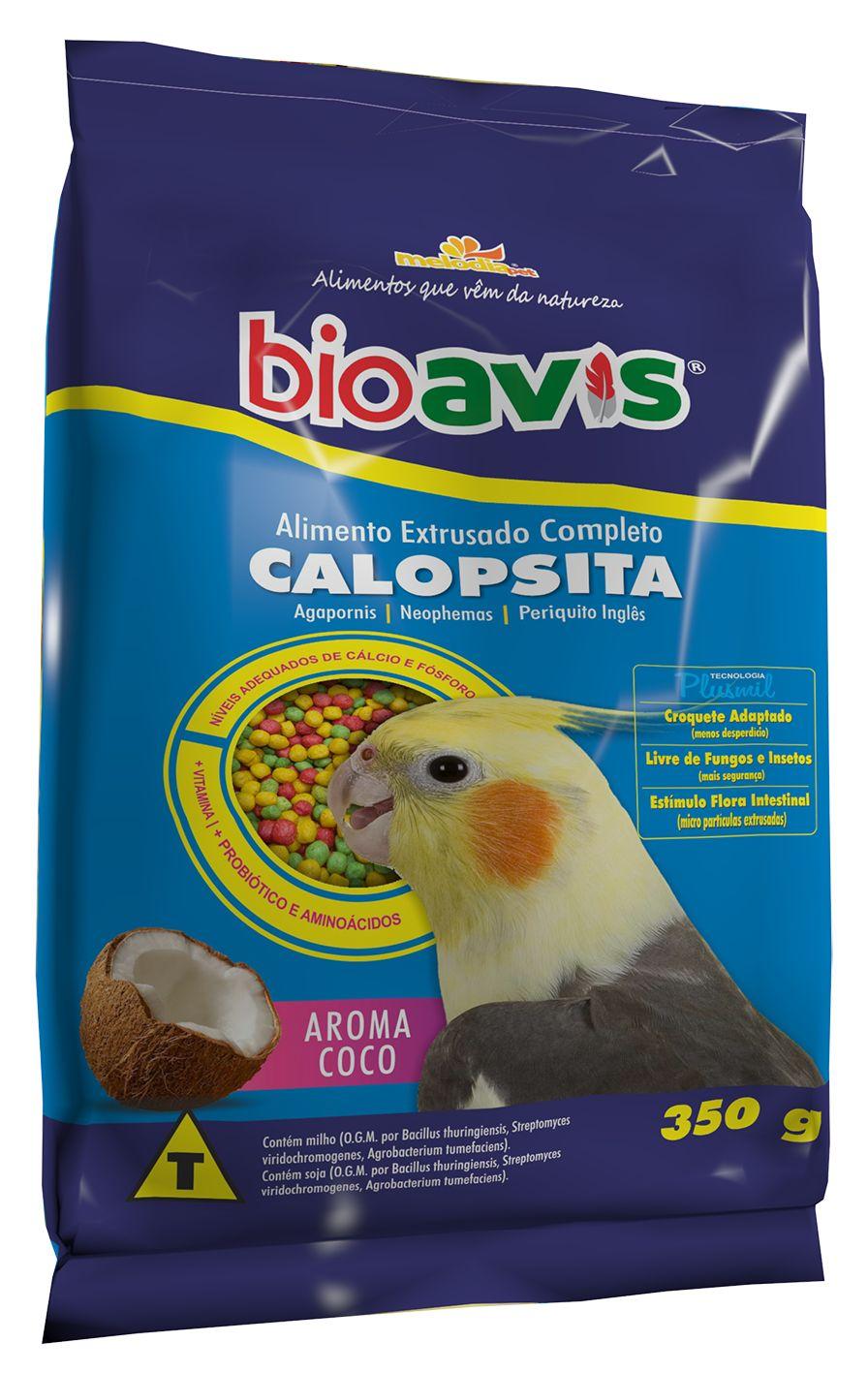 BIOAVIS CALOPSITA/PERIQUITO    350g