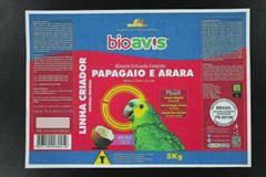 BIOAVIS PAPAGAIO/ARARA CRIADOR  5Kg