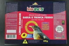 BIOAVIS SABIA/TRINCA FER CRIAD  6Kg