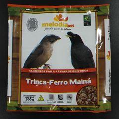 ALIMENTO P/TRINCA-FERRO/MAINA  500g