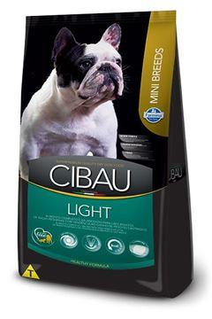 CIBAU ADULT LIGHT MINI          1KG