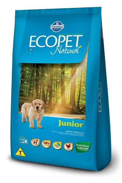 ECOPET NATURAL JUNIOR          20KG
