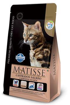 MATISSE CASTRADOS SALMAO      7,5KG
