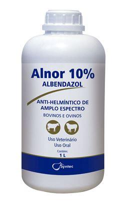 ALNOR ALBENDAZOL 10%             1L