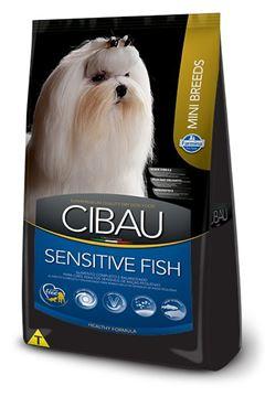 CIBAU ADULT SENSI FISH MINI  10,1KG